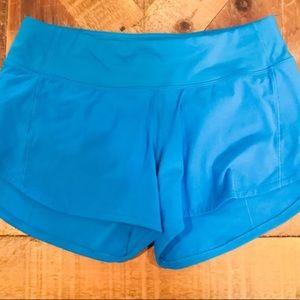 Lululemon speed up 2.5 shorts